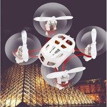 Drone Mini CX-11 4CH 2.4G Mini Hélicoptère 360 Degrés Rouleau LED Avion Modèle Toys Avion RC avec La Lumière