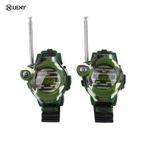 Outdoor 2Pcs Watch Walkie Talk