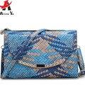Atrra-Yo! women handbag day clutch women bags purse messenger bags in shoulder bag high quality purse pouch bolsos LS8205ay