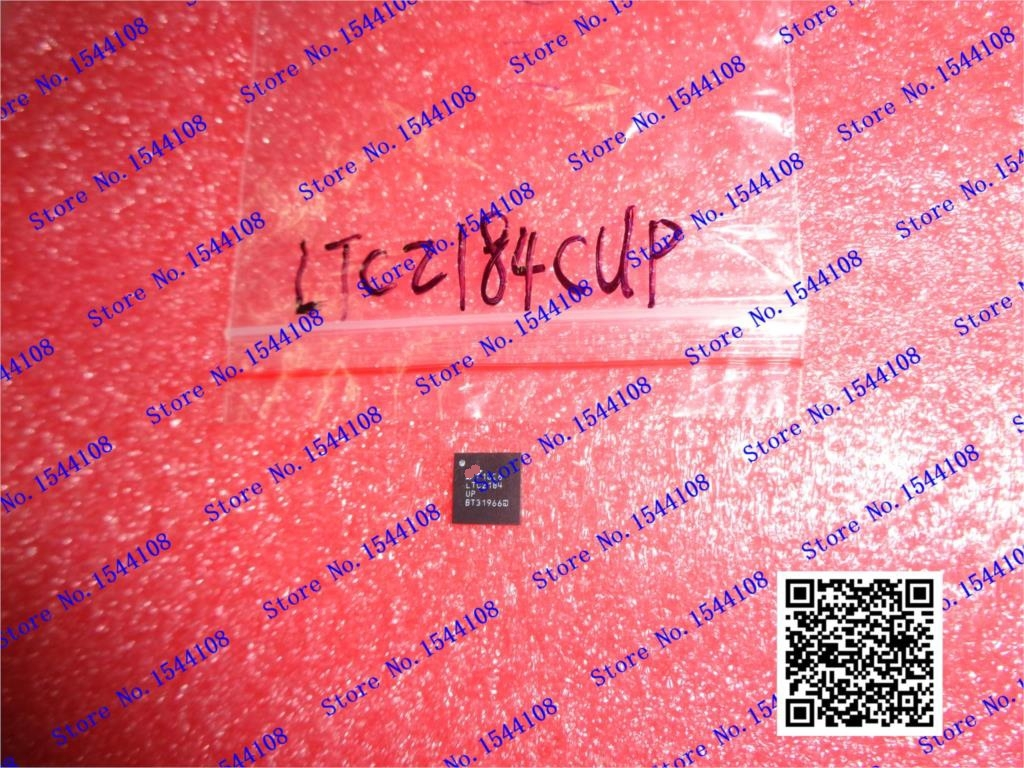 QFN LTC2184UP LTC2184CUP 1PCS in Stock qfn ltc2184up ltc2184cup 1pcs in stock