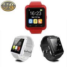 2016 neueste Digital-Uhr Bluetooth Smart Uhr U8 Relogio Wacht Android Smartwatch Für IOS LG Samsung Huawei Reloj Inteligente