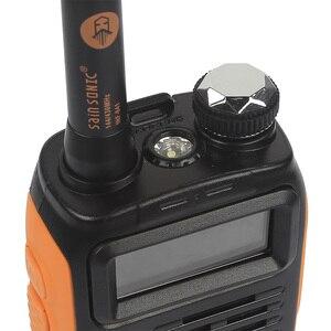 Image 4 - 2 sztuk 3800mAh baterii Baofeng GT 3TP Mark III 8W dwuzakresowy V/krótkofalowe uhf dwukierunkowe Radio krótkofalówka