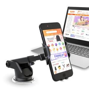 Image 3 - ! Автомобильный держатель телефона ACCEZZ для iPhone XS MAX XR Xiaomi Huawei 360, вращающийся держатель для приборной панели, лобового стекла