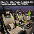 Luxury Leather Car Cushion seat covers Front & Rear Complete Set Universal for Lexus CT200h GS ES250/350/300h RX270/350/450H