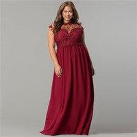 Plus Size 5XL Summer Dress Women New Floor Length Maxi Long Dress Mesh Lace Stitching Red Sexy Dress Party Dresses Jurken C4166