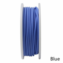 цена на 18 20 22 24 26 28 30AWG multicolor flexible Silicone Cable Soft wire high temperature tinned copper 10 meters/lot