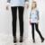 2016 Outono inverno maternidade leggings calças lápis calças barriga Grávida pode ser ajustado