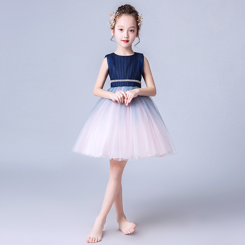 Kid Clothing   Flower     Girl     Dress   Normal For Party Wedding   Girls     Dress   Lace Up Appliques Ball Gown Kids   Dresses     Flower     Girl   Kjoler