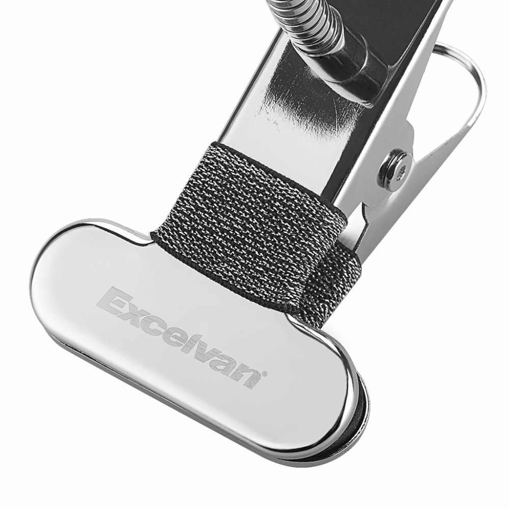 Excelvan гибкая USB Clipper клип на Регулируемая Многофункциональная светодиодный лампа для защиты глаз лампа для чтения настольная лампа светло-серебристый