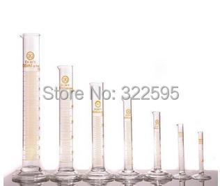 500ml glass measuring cylinder 1000ml glass measuring cylinder