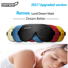 Smart Remee Lucid Dream Mask Dream Machine Maker Remee Remy Patch Dreams Masks Inception Lucid Dream Control