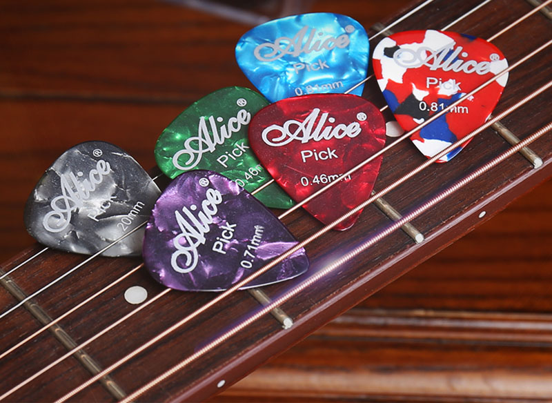 alice picks- Guitarmetrics