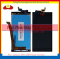 "High Quality 5.0"" For Lenovo P70 Full Lcd Assembly Complete Display With Touch Screen Digitizer Sensor Black+Tracking Code"