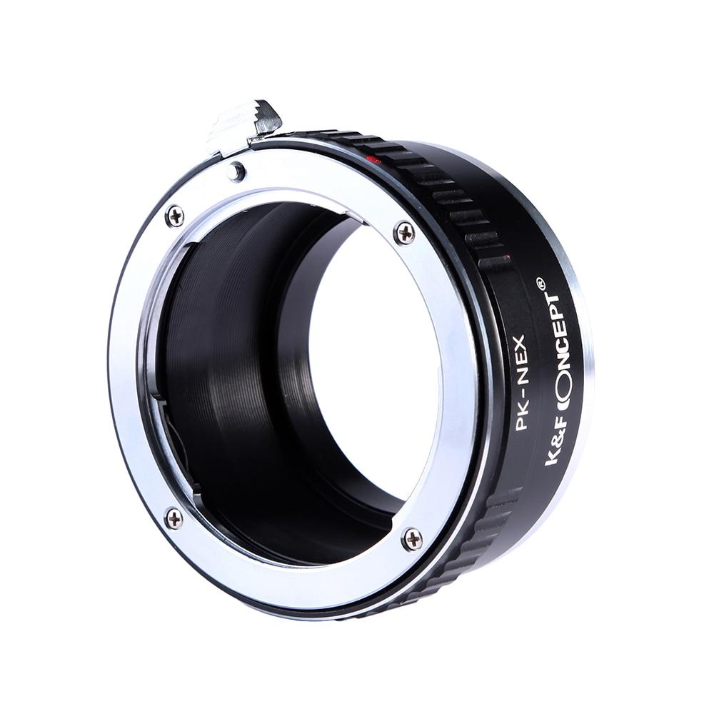 K & F тұжырымдамасы PK-NEX Камера Линзалар - Камера және фотосурет - фото 3