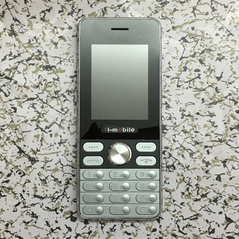 2017 New H Mobile S8620 Phone With Dual SIM Card Bluetooth Flashlight MP3 Camera 2 4