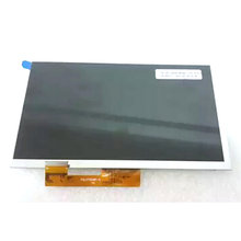 "New LCD Display Matrix For 7"" Irbis TZ43 TZ45 Tablet 30Pins inner LCD screen panel Module Replacement Free Shipping"
