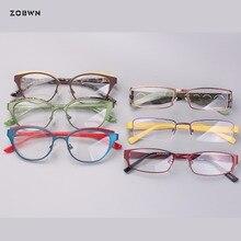 Mix wholesale models colors women eyeglasses points ladies glasses Eyewear wine Unisex Retro Eyeglasses oculos de grau feminino