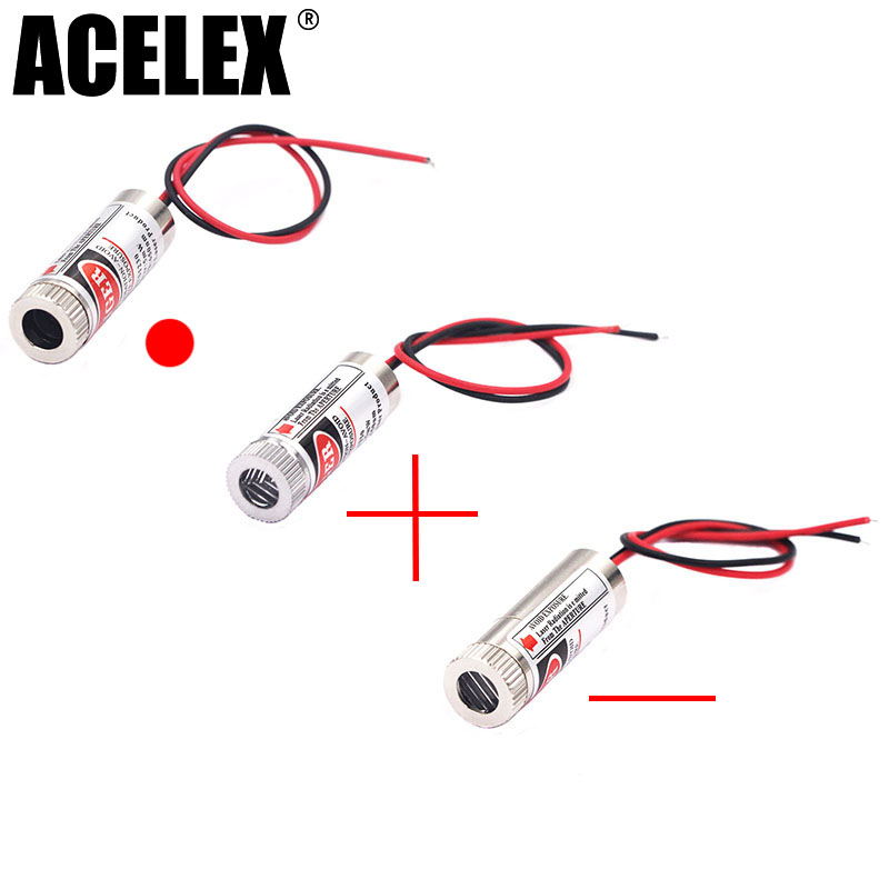 650nm 5mW Red Point / Line / Cross Laser Module Head Glass Lens Focusable Industrial Class650nm 5mW Red Point / Line / Cross Laser Module Head Glass Lens Focusable Industrial Class