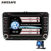 New 2 Din Car Dvd Player Radio Gps Navigator Universal Bluetooth Wince 6 0 Double Din