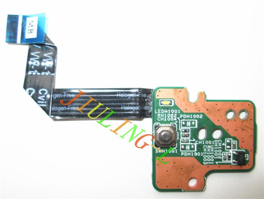 JOUTNDLN parágrafo HP Envy 4 e 455M1832L 6 1000 Botão Power Switch Board Com Cabo