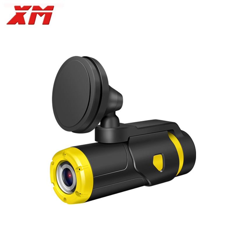 XM 2017 New Wifi H 265 1080P HD Car Dash Camera with battery Digital Video Recorder