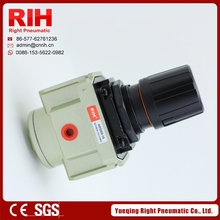 Right Pnematic Air Filter Regulator AR5000-10 G1 Series Pressure Regulator