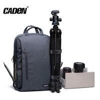 New CADEN L5 Multifunction Shockproof Waterproof Camera Bag Thickened Shoulder Belt Ventilate Mesh Backpack For Laptop