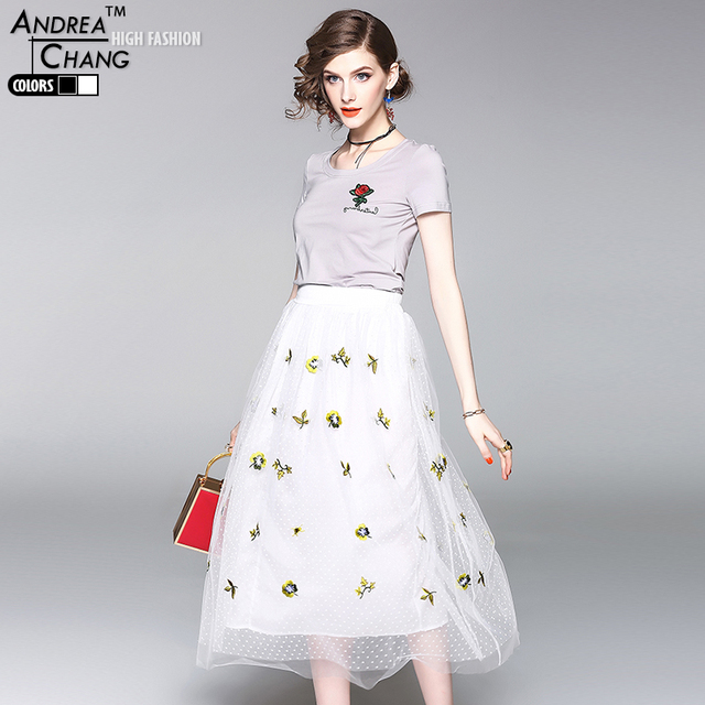 25f02494cee5 Aliexpresscom : Buy High Quality Spring Summer Women Outfit White