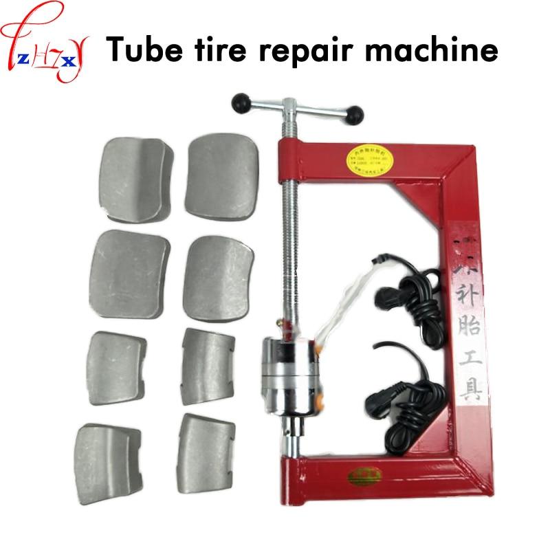 Tube tire repair machine dot vulcanizing machine small car tyre vulcanization machine repairing equipment 220V davidson troubleshooting &amp repairing audio equipment pr only