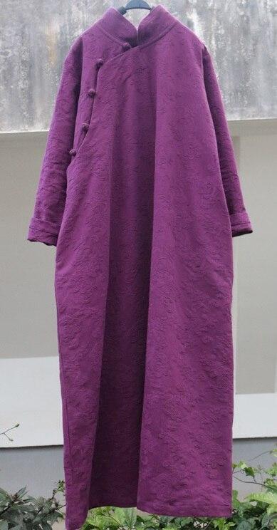 Robe Grands Qualité Produits Lin Marque Nouveaux Au 2016La Jacquard Lâches Conception Femmes Printemps Listés Originale Coton Chantiers CdoexB