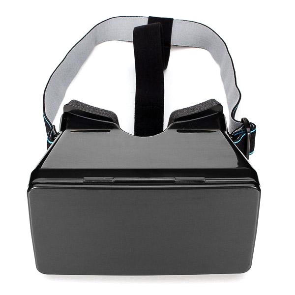 Wholesale5pcs 3D Virtual Reality VR Video Game Glasses for iPhone 6S 6 5S 5C 5 4S
