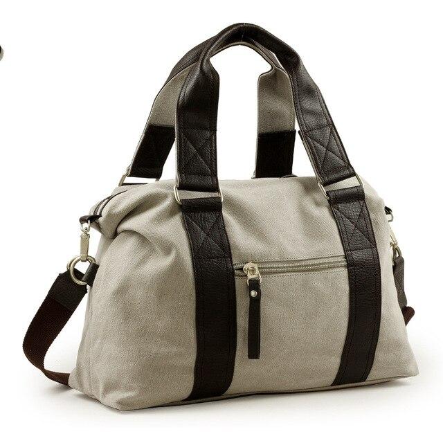 629a77989752 Hot Sale! Casual Style Veevan Vintage Men Messenger Bags Canvas PU Leather  Business Shoulder Bag Travel Handbag I AM LEGEND