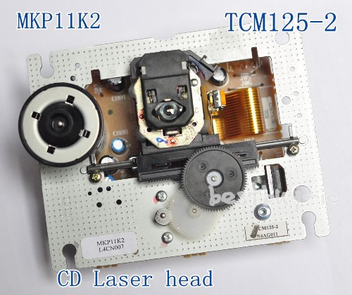 FOR THOMSON CD / VCD OPTICAL PICK UP TCM125-2 / MKP11K2