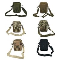 New Tactical bag Molle Fishing Hiking Hunting Bags Sports Bag Chest body Sling Single Shoulder Tactical pouch