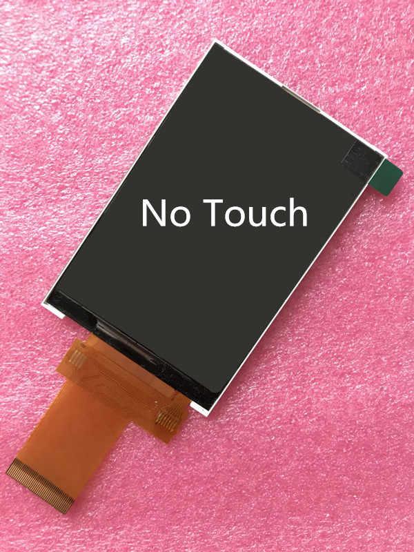 3.5 بوصة 3.5 بوصة IPS شاشة عرض LCD شاشة 40 دبوس 320480 دقة ضوء الشمس قراءة ILI9488 320(RGB)* 480