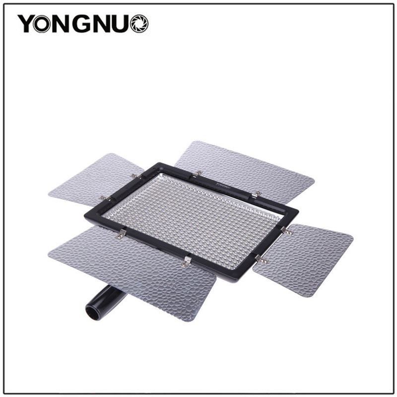 YONGNUO YN600 <font><b>YN600L</b></font> LED Video Light 3200k-5500k Color Temperature Adjustable 600 LEDs For Canon Nikon Camera Camcorder image