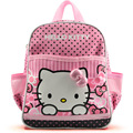 Hello kitty cute backpack to school for girls student schoolbags cute cartoon small bag child  kids bookbags