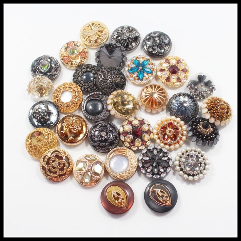 darmowa wysyłka 1 sztuk fajne perły mix metalu Diamenty Odzież - Sztuka, rękodzieło i szycie