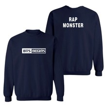 Rap Monster BTS Sweatshirt [4 colors]