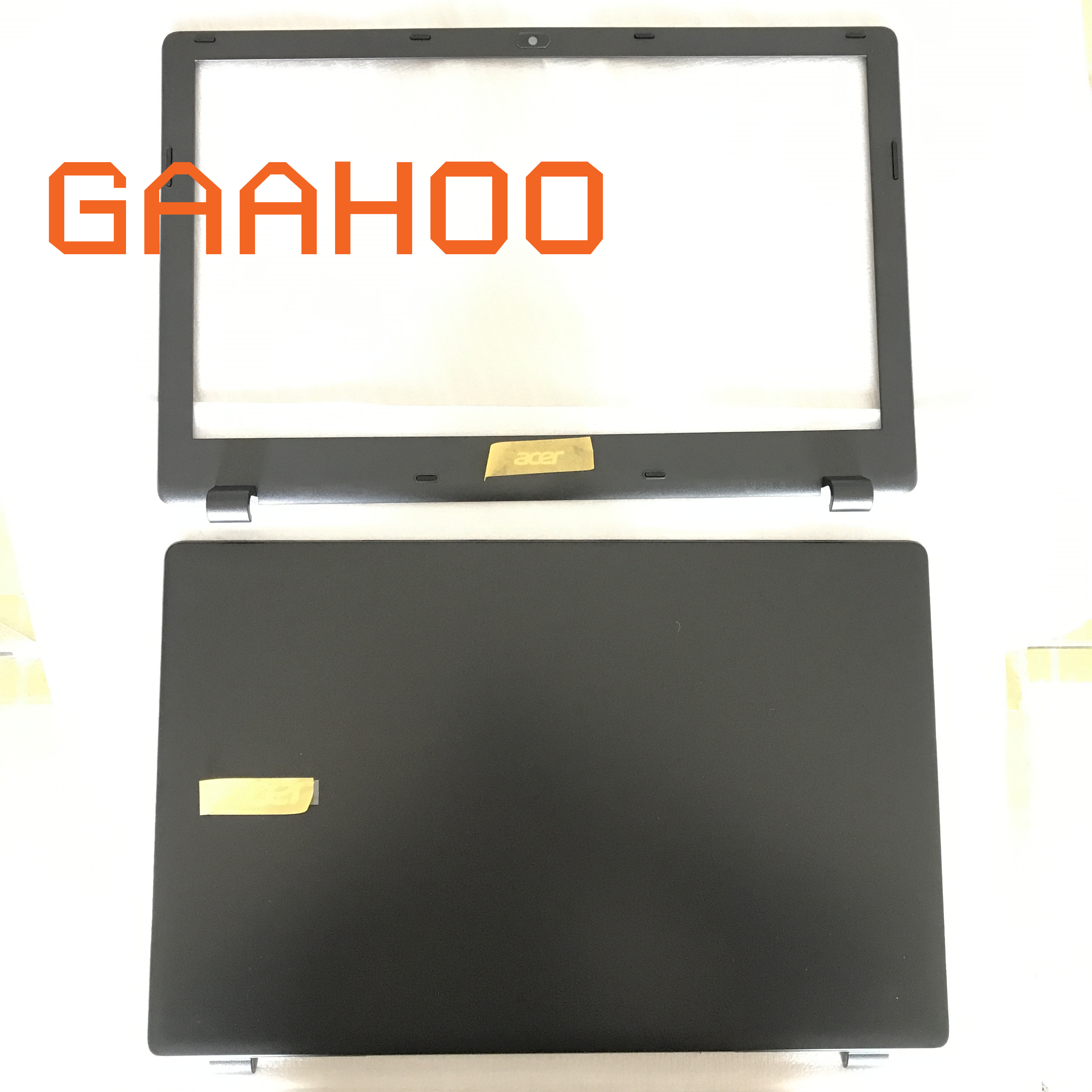 For ACER Aspire E5-572 E5-571 E5-551 E5-521 E5-511 E5-511G E5-551G E5-571G E5-531 LCD Back Cover Front Bezel