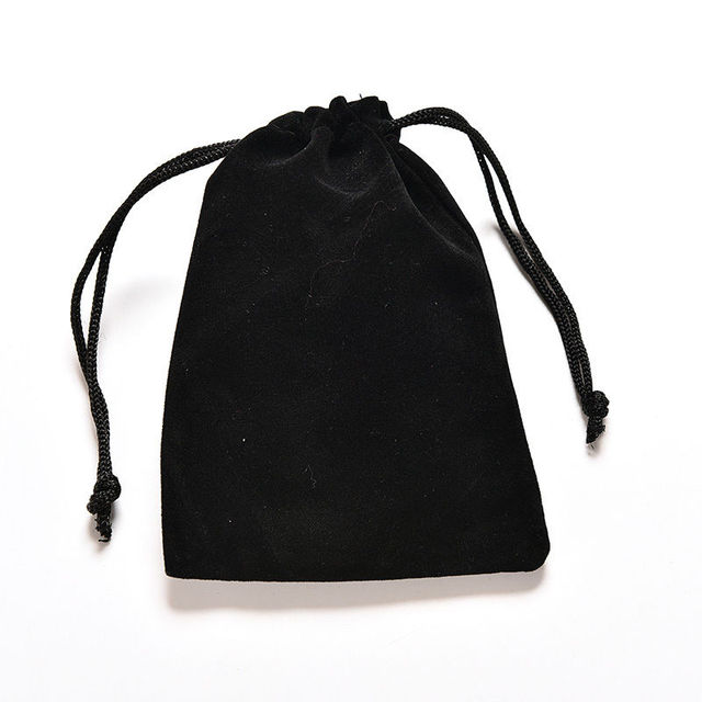 2pcs Velvet Drawstring Bags Jewelry Ng High Quality Bag Pouches 12cmx9cm Whole