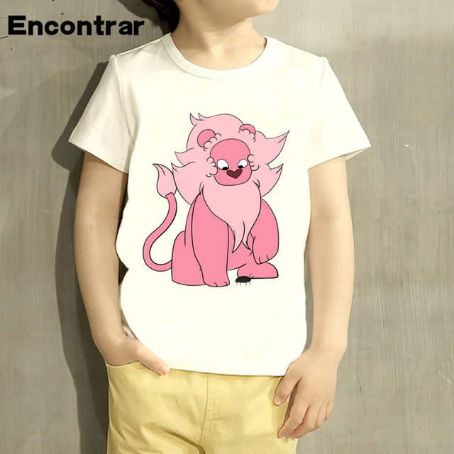pink lion shirt