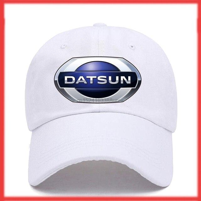 a40c465dd3f Datsun Logo Fashion Unisex Adjustable Baseball Caps Peaked Hats-in ...