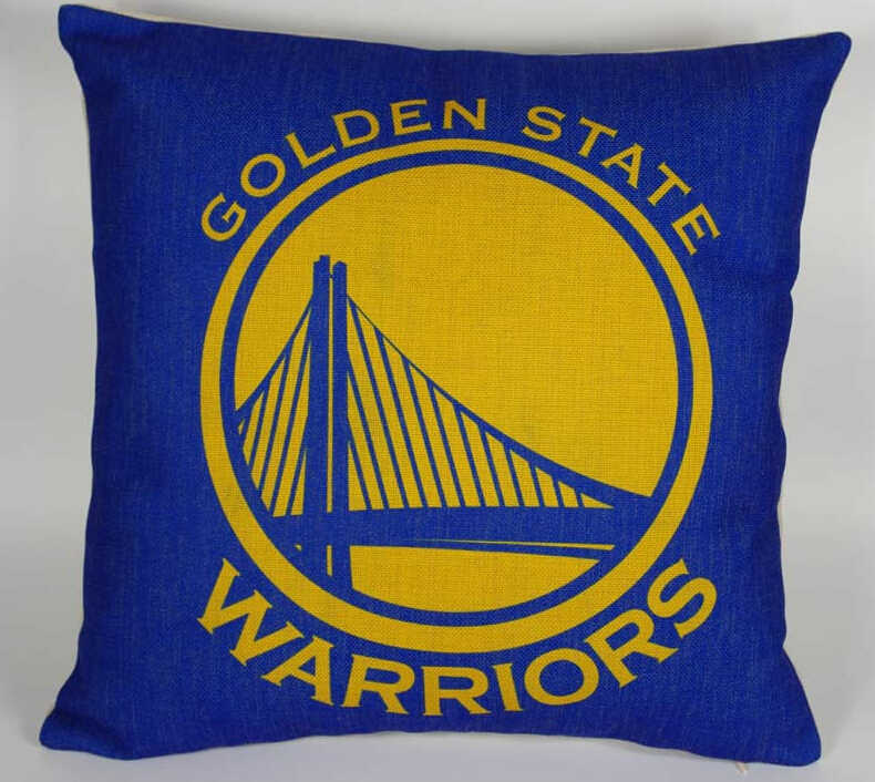new arrival 064df 3199a Detail Feedback Questions about Golden State Warriors pillow ...