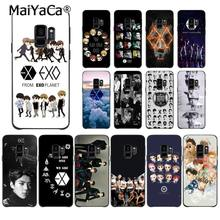 MaiYaCa Kpop exo Lucky one Soft Phone Case for Samsung Galaxy S6 S7 edge S6 S10 Lite S10Plus S10E S9 Plus(China)