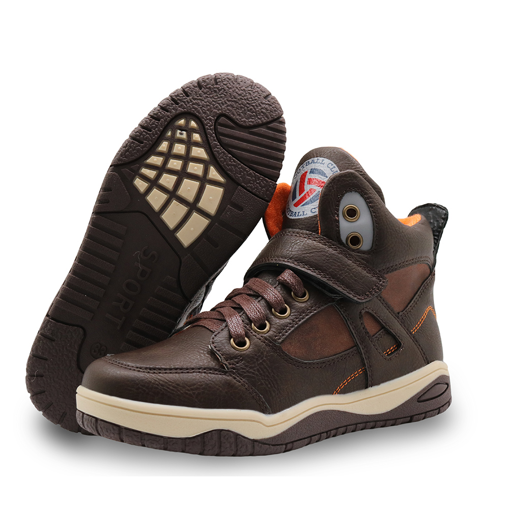 ФОТО Apakowa Casual Sport Shoes EU 33-38 Boys Fashion Sneakers Spring Autumn Kids shoes High Top Sneakers Chaussure casual shoes boys