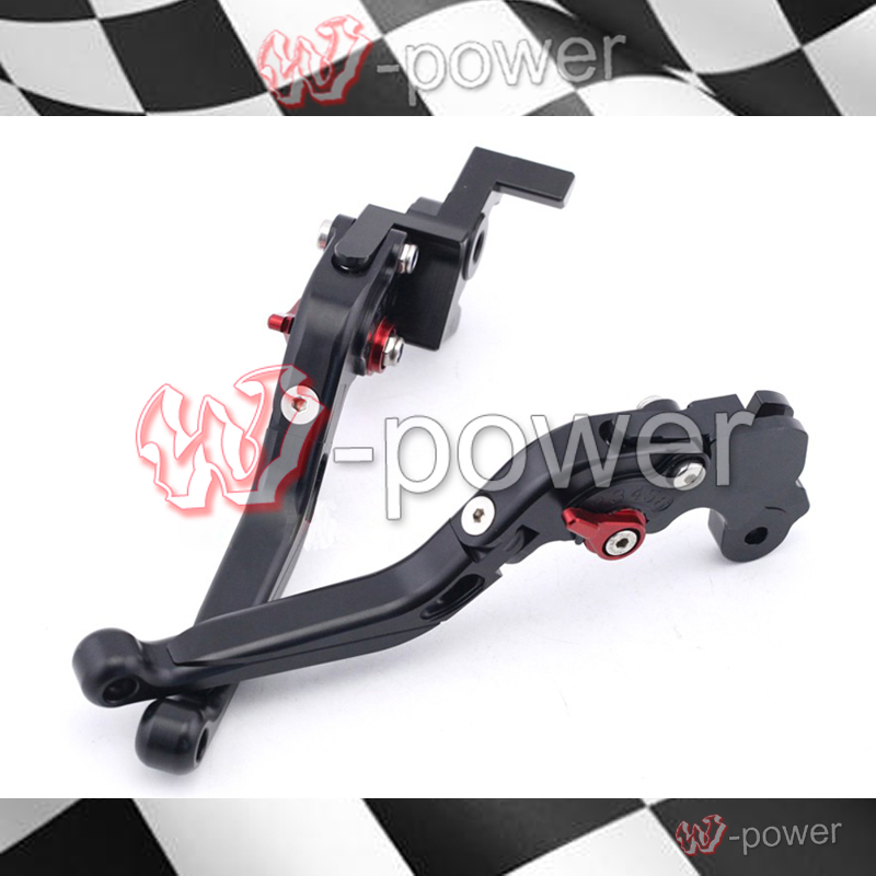 ФОТО For MV Agusta Brutale 675 2012-2016 / Brutale 800 2013-2015 Motorcycle Adjustable Foldout Extendable Brake release lever handle