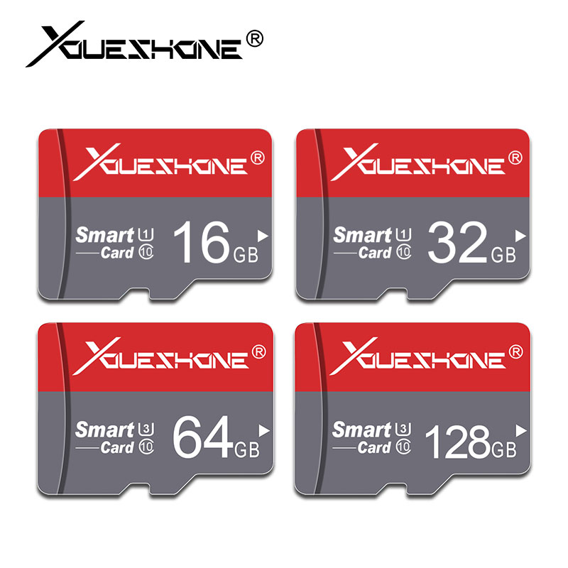 Image 2 - New TF memory card Micro SD cards class 10 4GB 8GB 16GB 32GB 64GB 128GB Microsd Internal Storage Flash drive for smart phone-in Micro SD Cards from Computer & Office