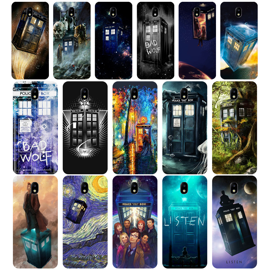 Phone Bags & Cases 54we Box Doctor Who Soft Silicone Tpu Cover Phone Case For Samsung J3 J5 J7 2015 2016 2017 J330 J2 J4 Prime J4 J6 Plus 2018 With A Long Standing Reputation