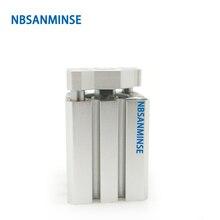 CQM 12-5  Compact Cylinder Ningbo SANMINSE Cylinder цена 2017